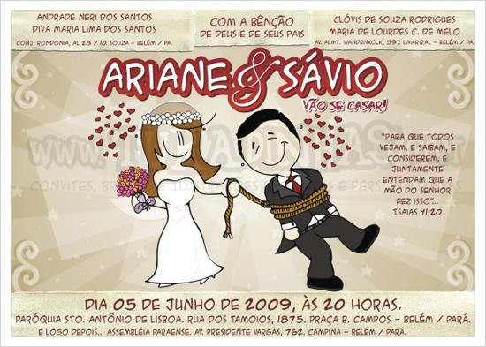 Frases Para Convite De Noivado Evangelico: Rita Martins Cerimonial: Convite De Casamento
