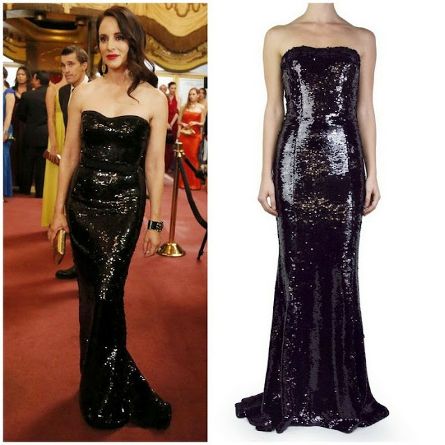 Madeleine Stowe in Dolce & Gabbana - Seen on 'Revenge'