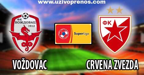 Superliga Srbije: Zvezda Voždovac LIVESTREAM