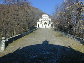 The fifth of the Sacro Monte di Varese's chapels