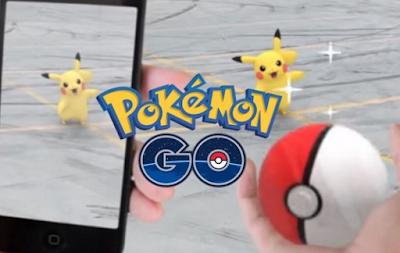 Pokemon Go con nuevas Opciones