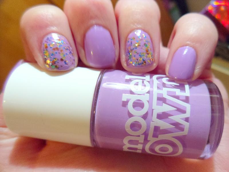 Models Own Lilac Dream Nail Polish