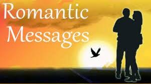 Romantic flirty text messages