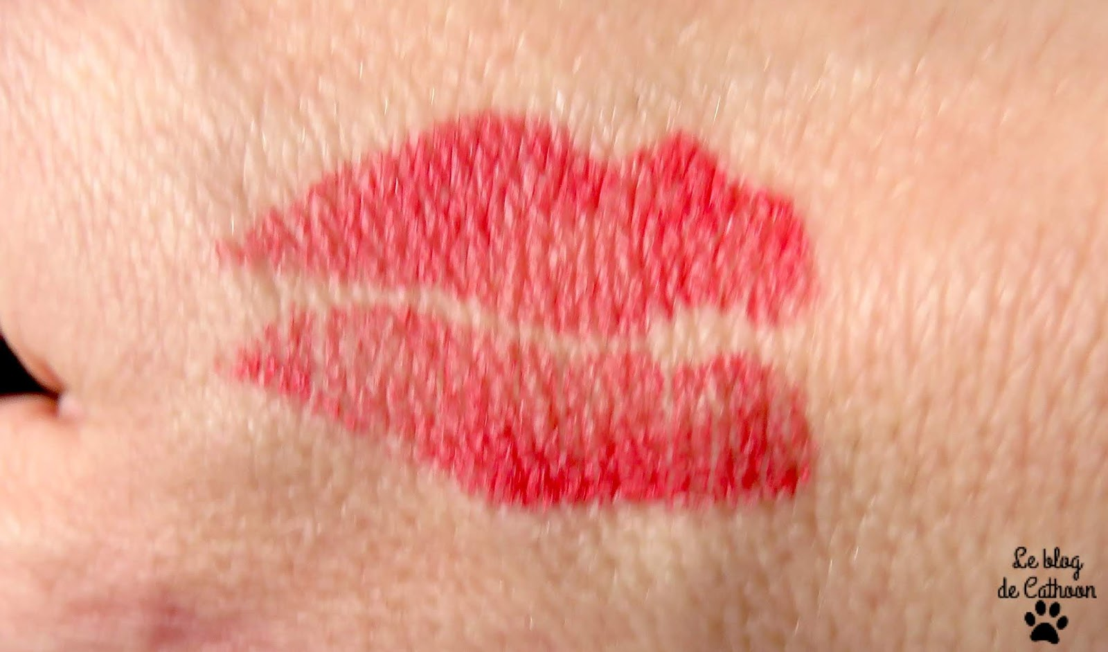 Rouge à Lèvres Liquide Natural & Vegan - 784 Rose Corail 'Lead The Game' - All Tigers