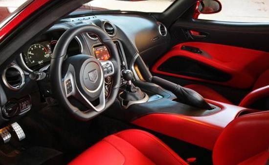 2016 Dodge Viper SRT 0-60