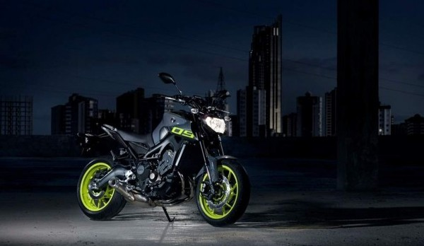 Yamaha MT-9 Future Trial 2016 Test and Reviews
