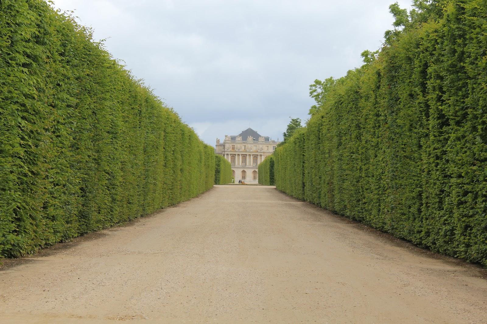 Andreessroes fotos palacio de versalles for Jardines eliseos