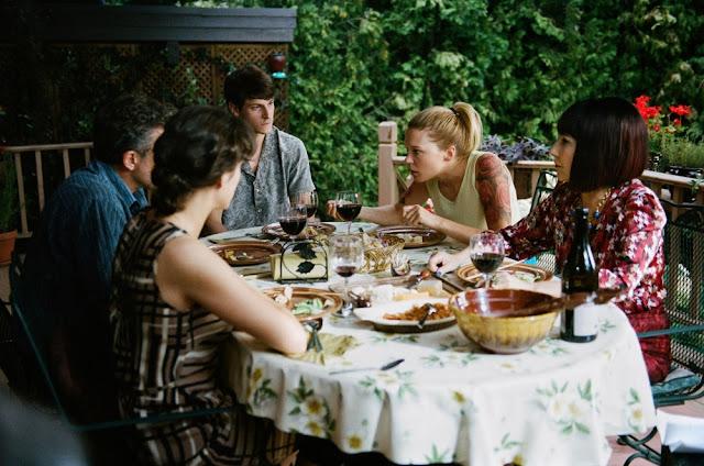 Le dîner de famille dans Juste la fin du monde de Xavier Dolan (2016)