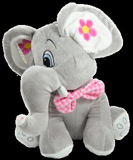 Boneka Gajah Bussid