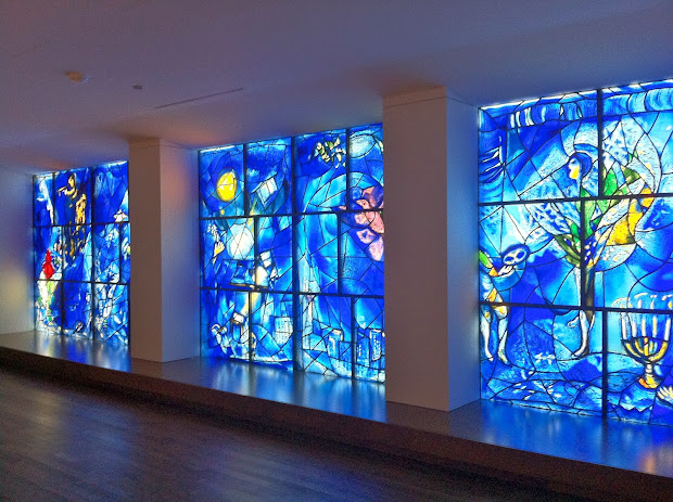 Pops Today America Windows Marc Chagall