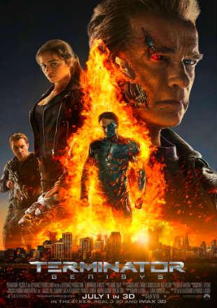 Terminator Genisys 2015 BRRip 720p Hindi Dual Audio Free Download Hd