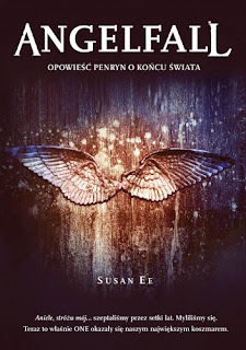 """ANGELFALL"" Susan Ee"
