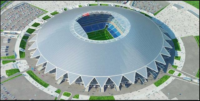 Samara Arena Stadion