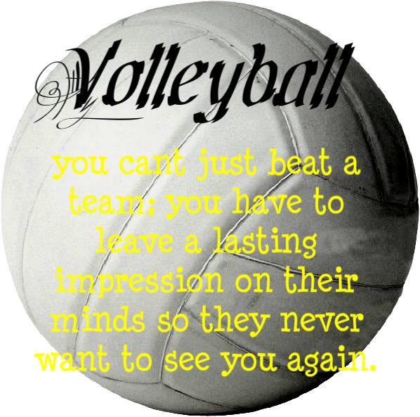 Volleyball Pictures And Quotes: Volleyball Motivational Quotes And Sayings. QuotesGram