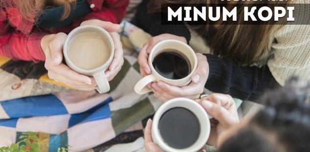 Sering Minum Kopi dan 4 Kebiasaan ini Diduga Dapat Bikin Panjang Umur.
