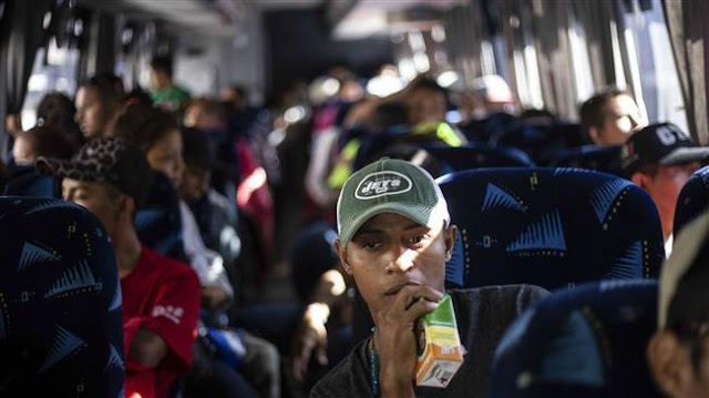 Migrants in Mexico face stark reality at US border