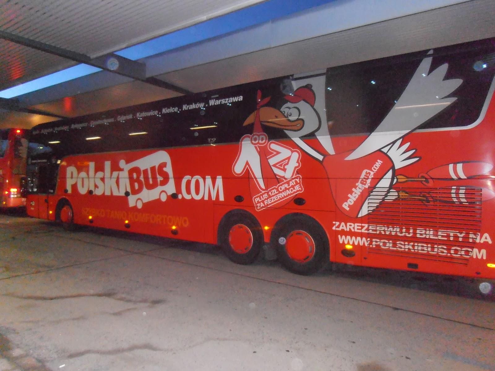 polski bus berlin