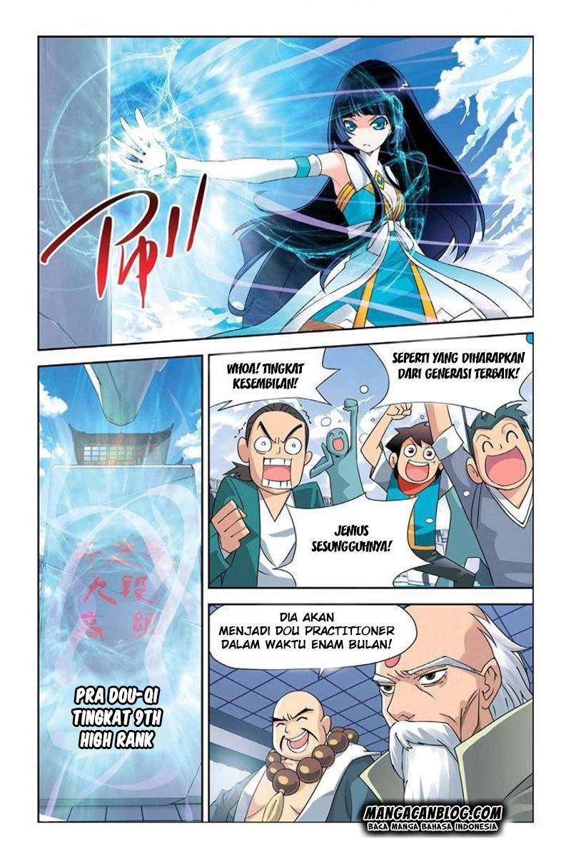 Battle Through Heaven Chapter 01-20