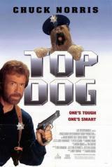 Top Dog, el perro sargento (1995) Accion con Chuck Norris