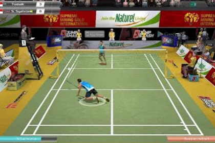 Badminton Mod Apk v1.07 (Unlimited Money) Terbaru gratis