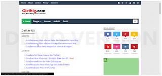 Cara Membuat Daftar ISI Blog Otomatis Berdasarkan Laber Tertentu