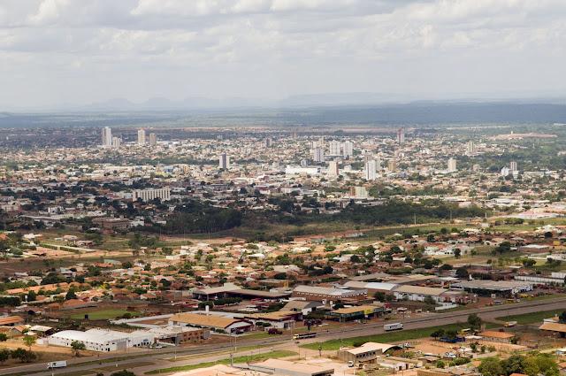 Rondonópolis é a oitava maior cidade do Centro-Oeste