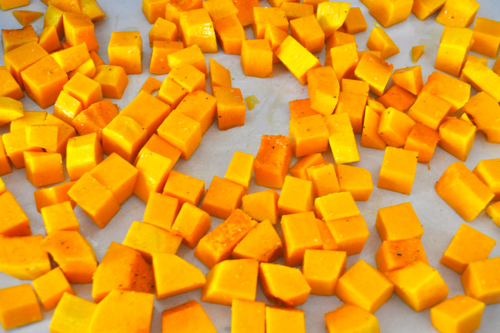 The best way to make butternut squash!