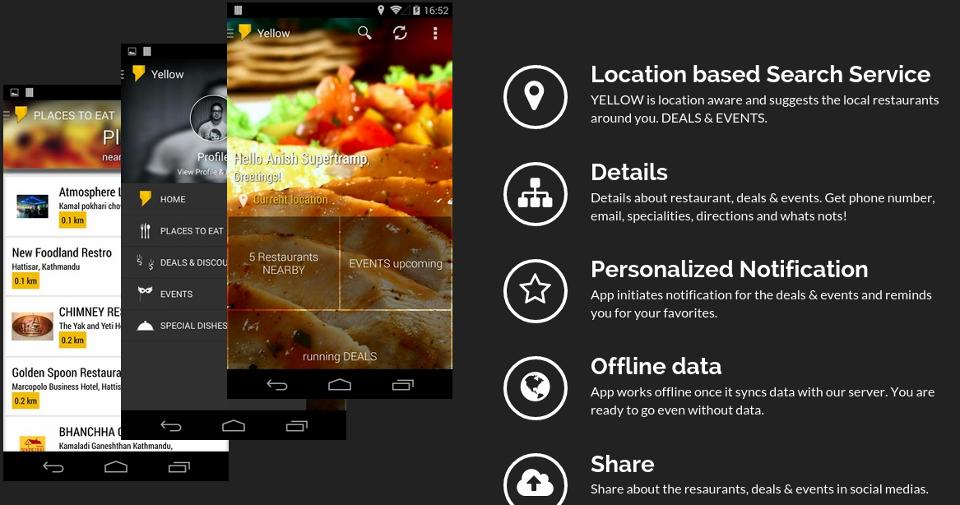 Yellow Nepal -- Nepali Startup on Google Business Stories
