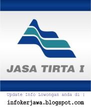 Lowongan Kerja BUMN Perum Jasa Tirta I (PJT I)