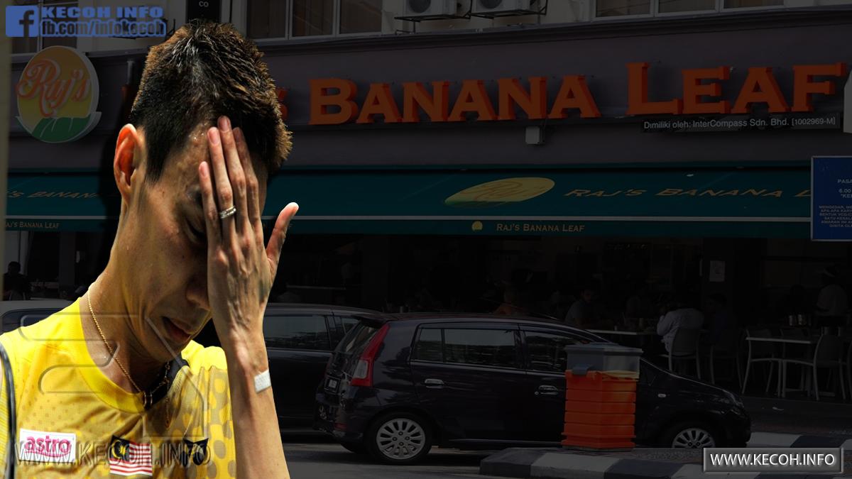 Restoran Raj's Banana Leaf Diarah Tutup Serta Merta
