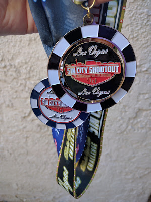 Sin City Shootout 10k & 5k