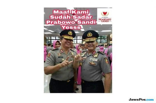 Jari 98: Ada Salah Kaprah Soal Viral Foto 2 Jenderal