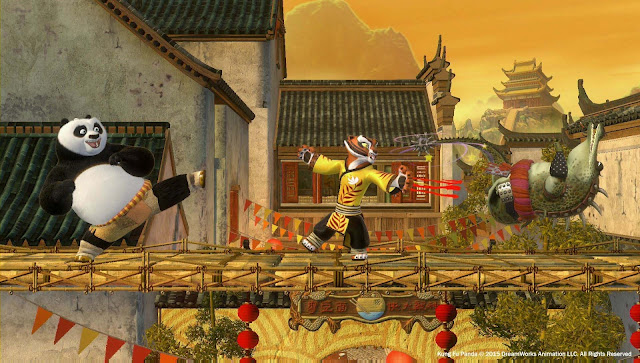 تحميل لعبة kung fu panda