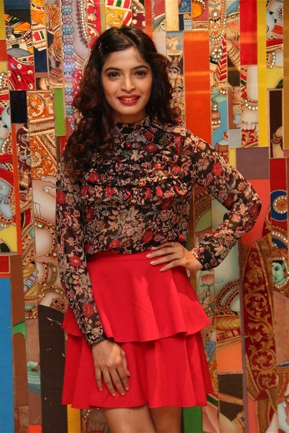 Actress SanchithaShetty Latest HD Images