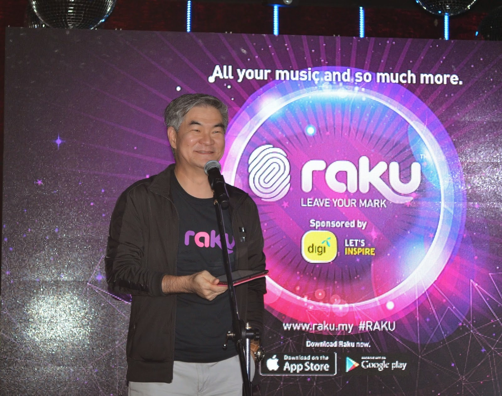 RAKU, Malaysia's very own music streaming service - TheHive Asia
