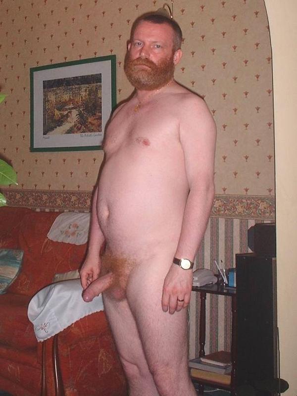 Ordinary guys naked