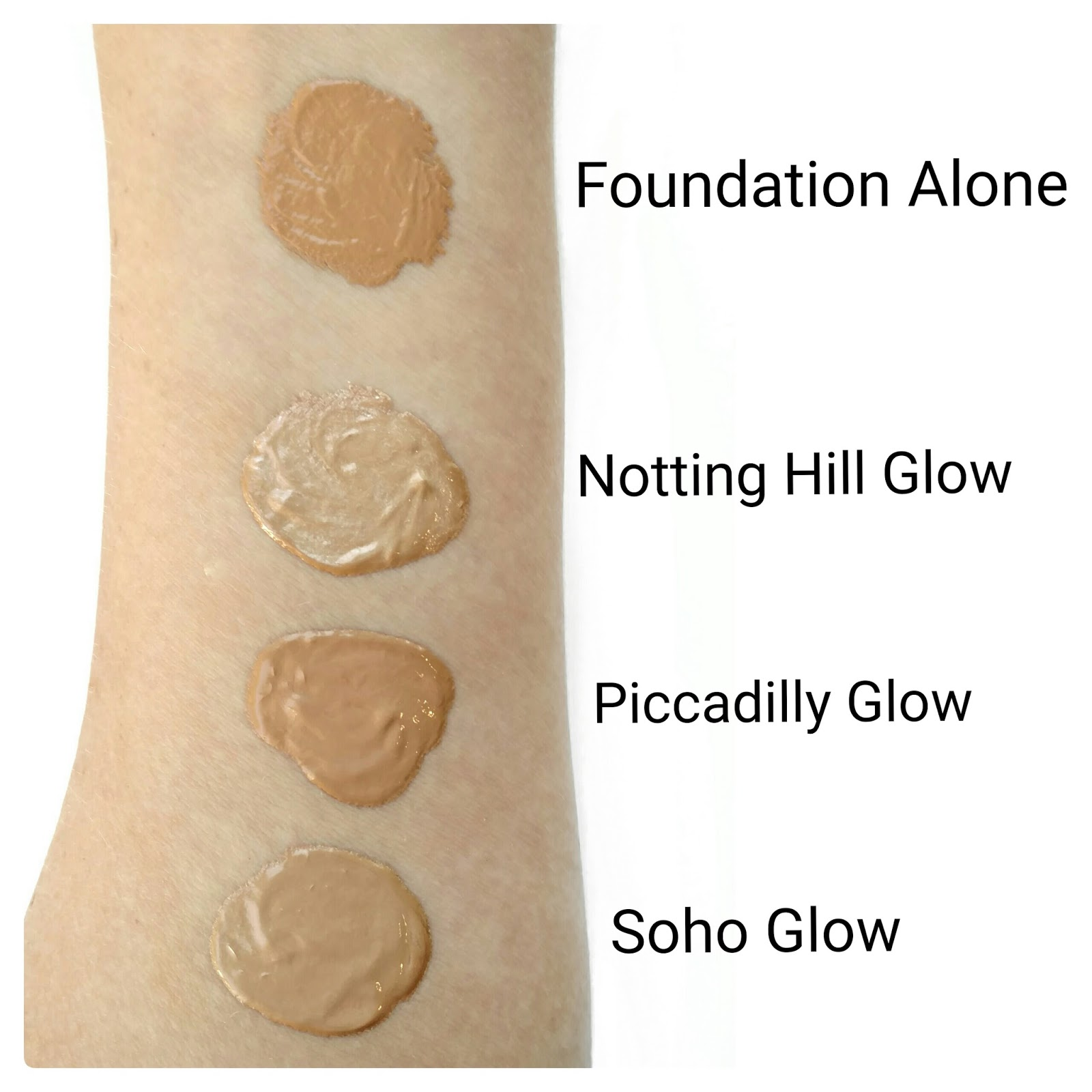 Rimmel Good To Glow Highlighter Review Amp Swatches The