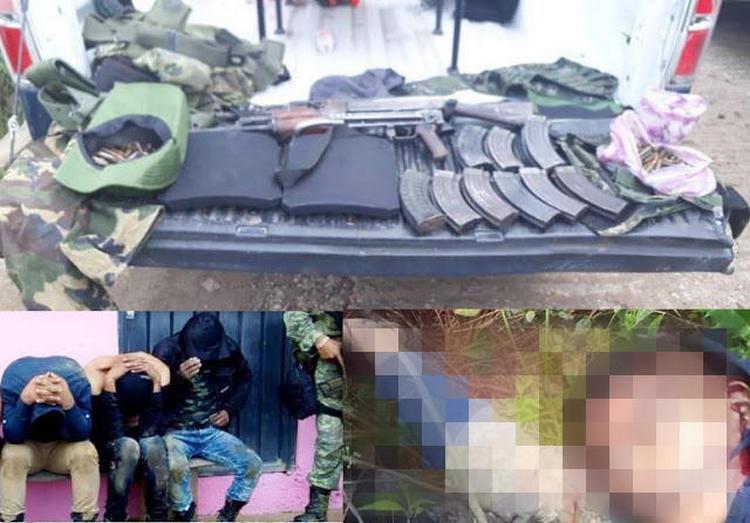 """Después de suscitar enfrentamiento ejecutan al primo de """"El Tequilero"""" en la Sierra de Guerrero."""