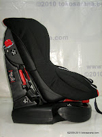 3 BabyDoes BD875 Baby Car Seat - Rear and Forward Facing