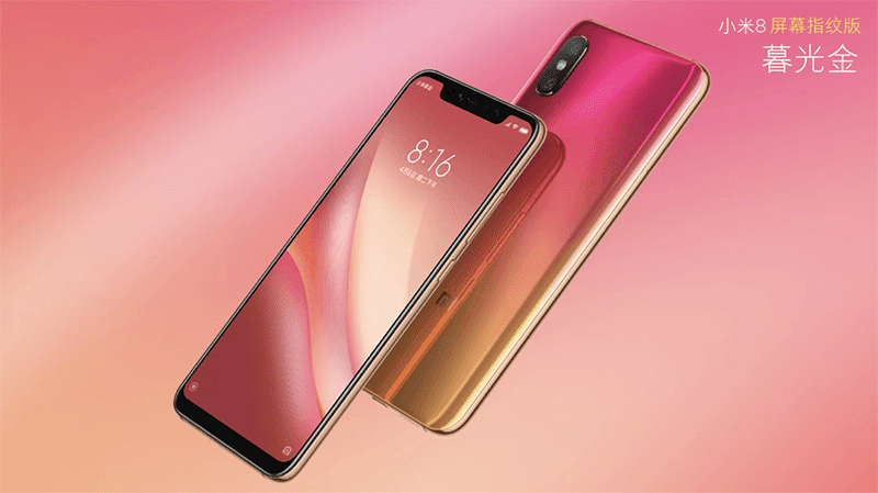 Xiaomi releases Mi 8 Youth with Snapdragon 660 and Mi 8 Pro with In-Display fingerprint sensor in China