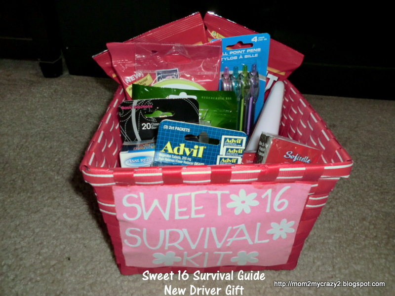 Running Away I Ll Help You Pack Birthday Gift Ideas Another Version Of Sweet 16 Survival Guide New Driver Kit