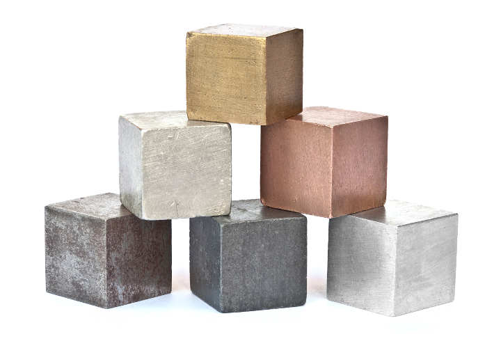 Propiedades fsicas y qumicas de los metales de arkitectura los metales forman parte de una buena seccion de la tabla periodica aqui un ejemplo urtaz Choice Image