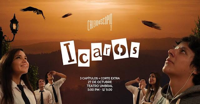 Proyección de Icaros - Serie Arequipeña