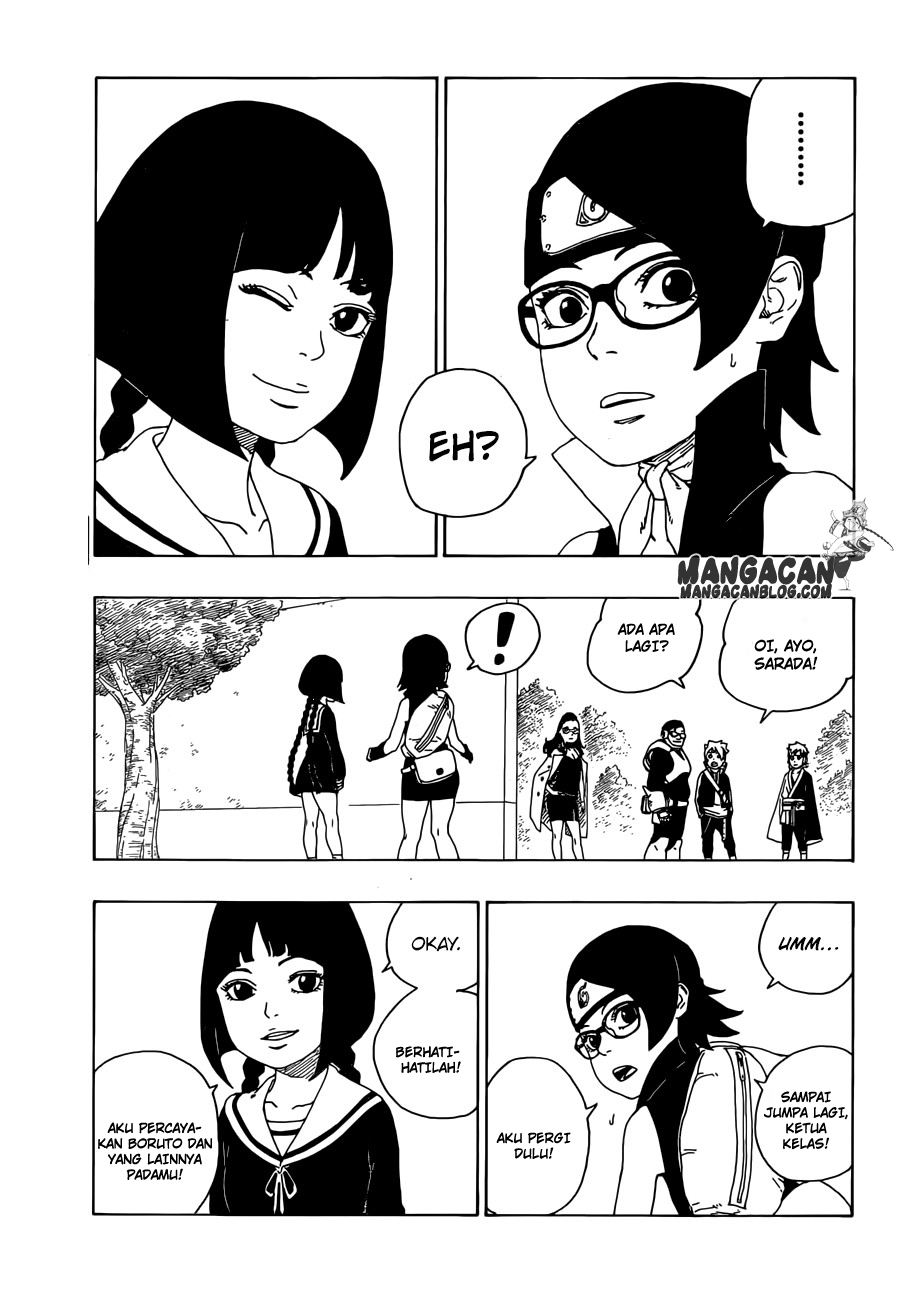 Boruto Chapter 19 Bahasa Indonesia