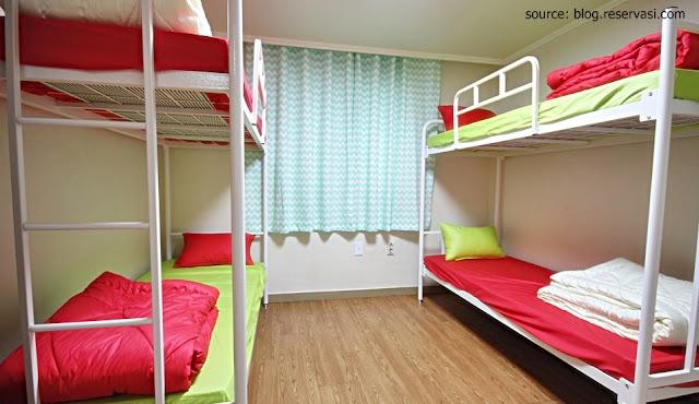 Rekomendasi Hostel di Jogja yang Cocok Buat Kamu