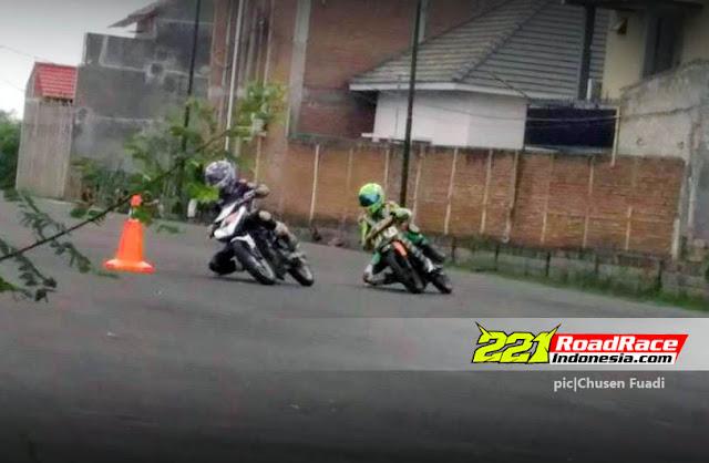 Video Jelang Yamaha Cup Race, Pembalap Nasional Uji Coba Sirkuit Baru TULUNGAGUNG