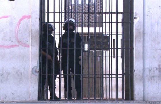 Presídios do Ceará estão superlotados, com 10 mil presos além da capacidade