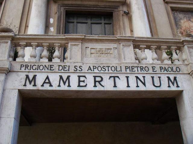 Ingressos para a Prisão São Pedro em Roma
