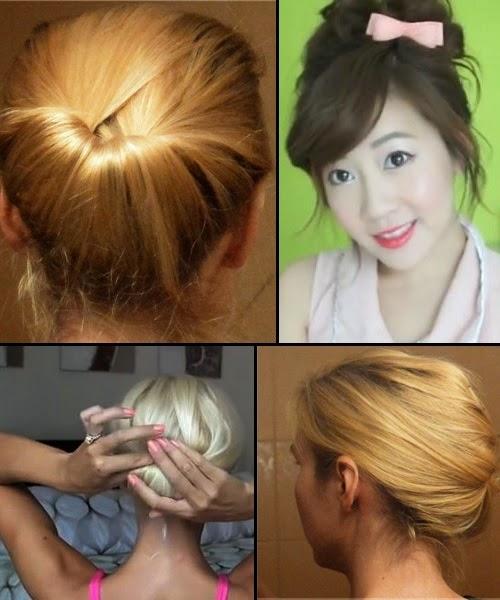 Fair Hair Care 5 Błyskawicznych Koków Do Pracy Lub Szkoły
