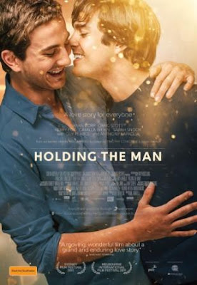 Holding the man, film